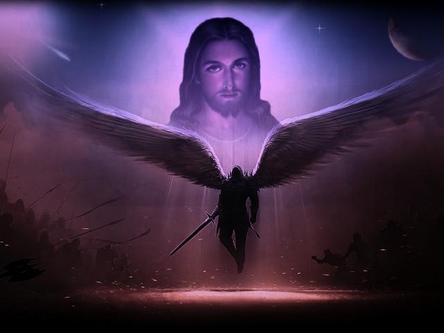 Angel Of God 壁紙画像