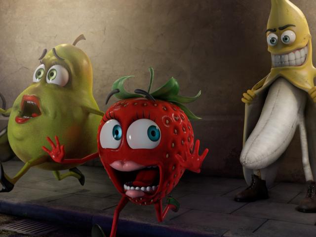 Bad Fruit 壁紙画像