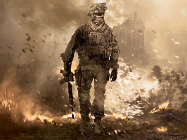 Call Of Duty Video Game 壁紙画像