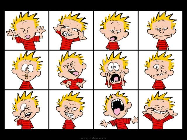 Calvin 壁紙画像