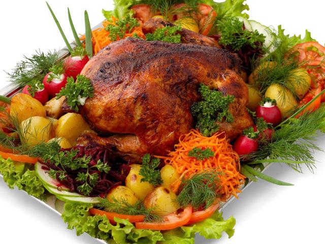 Food Chicken 壁紙画像