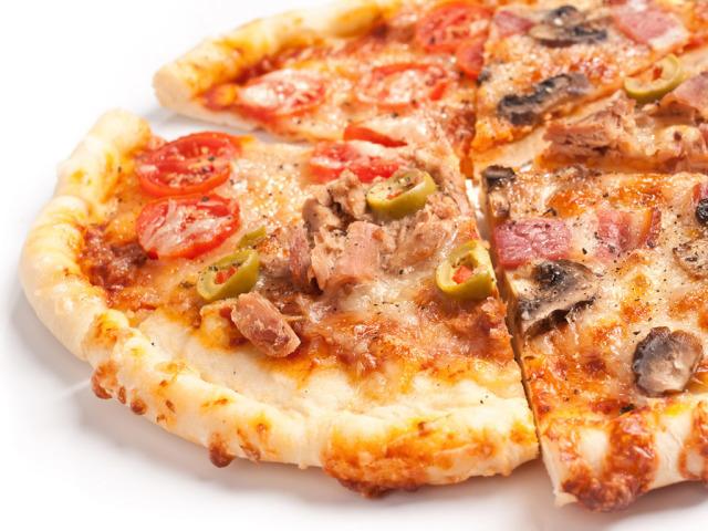 Food Pizza 壁紙画像
