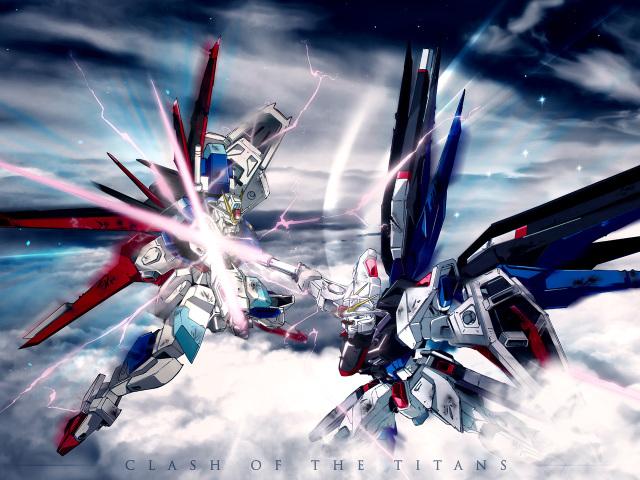 Gundam 壁紙画像