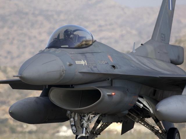 Hellenic F16 Military 壁紙画像