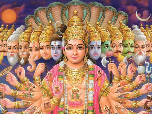 Hinduism 壁紙画像