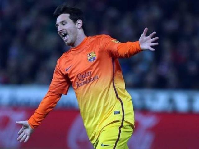 Leo Messi 壁紙画像
