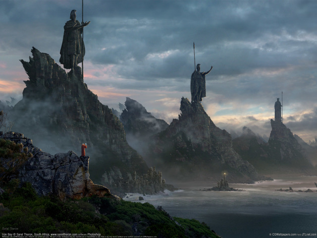 Lord Of The Rings 壁紙画像