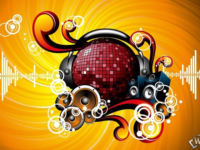 Music World 壁紙画像