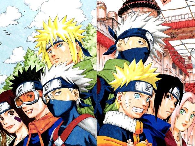 Ninja Teams 壁紙画像