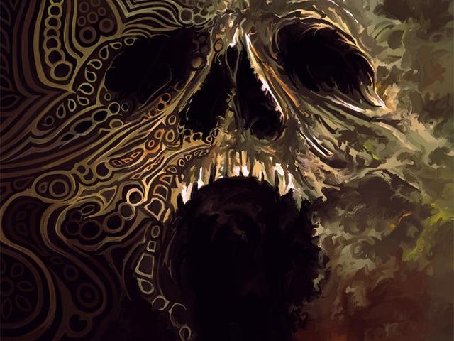 Skull 壁紙画像
