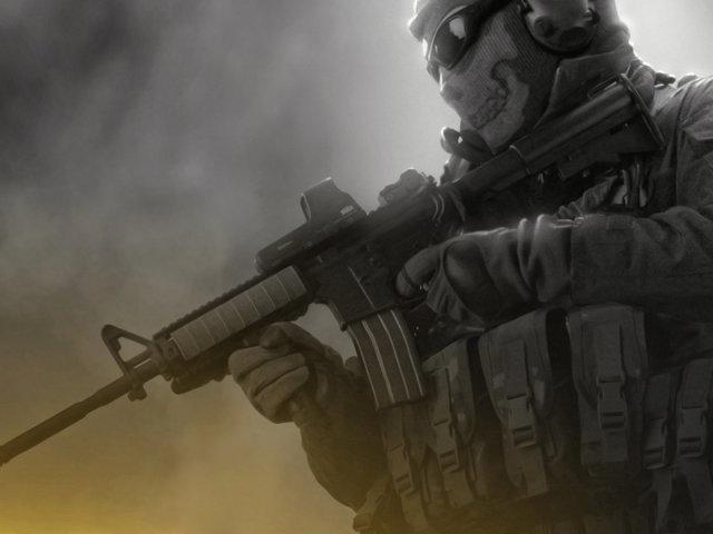 Soldier 壁紙画像