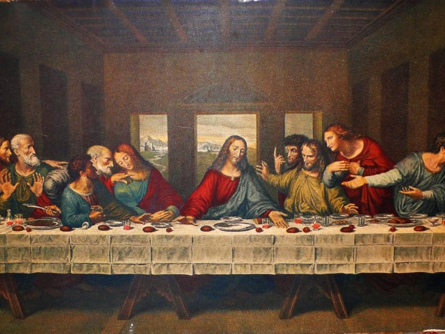 The Last Supper 壁紙画像