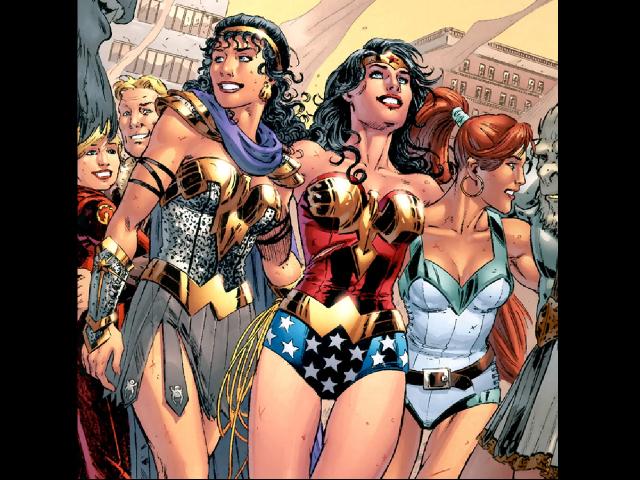 Wonder Woman 壁紙画像
