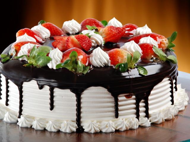 Yummy Cake 壁紙画像