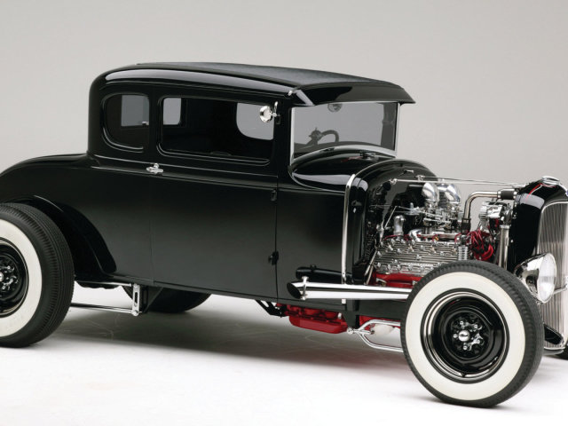1930 Ford Model A Coupe 壁紙画像