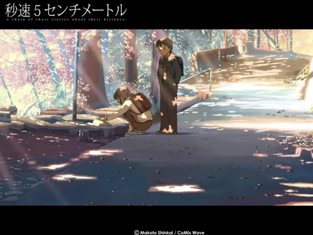 5 Centimeters Per Second 壁紙画像
