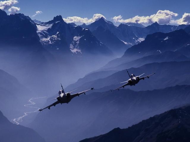 Air Squadron 壁紙画像