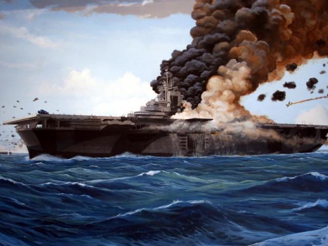 Aircraft Carrier 壁紙画像