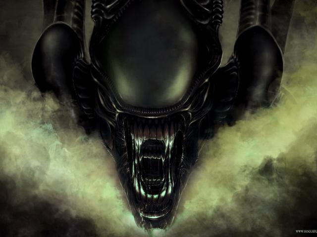 Alien 壁紙画像