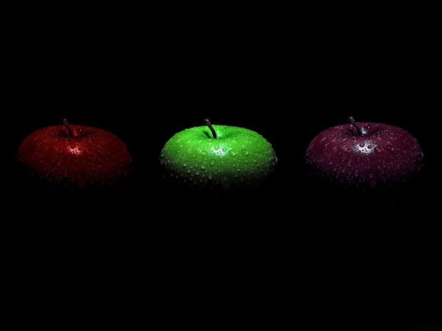 Apple 壁紙画像