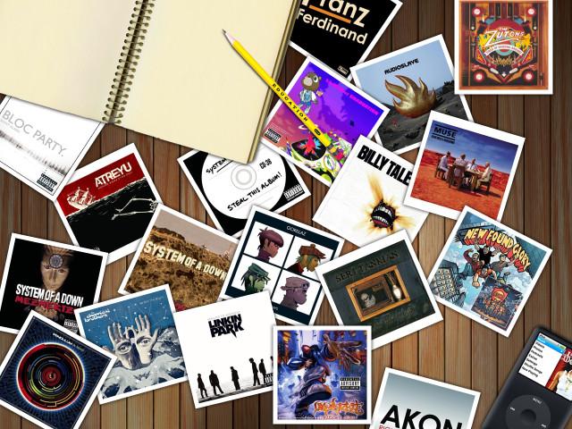 Artistic Music 壁紙画像
