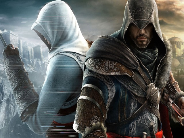 Assassins Creed 壁紙画像