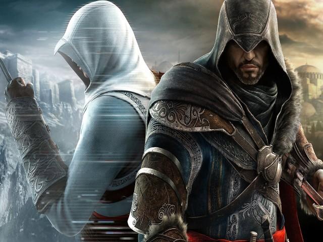 Assassins Creed 壁紙画像