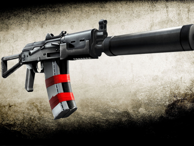 Assault Rifle 壁紙画像
