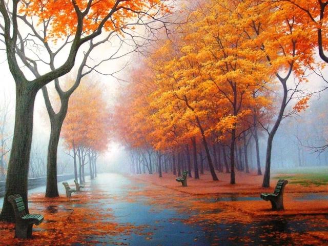 Autumn 壁紙画像