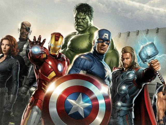 Avengers 壁紙画像