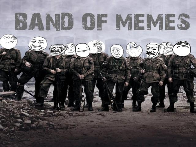 Band Of Memes 壁紙画像