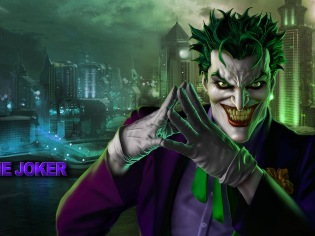 Batman: The Joker 壁紙画像