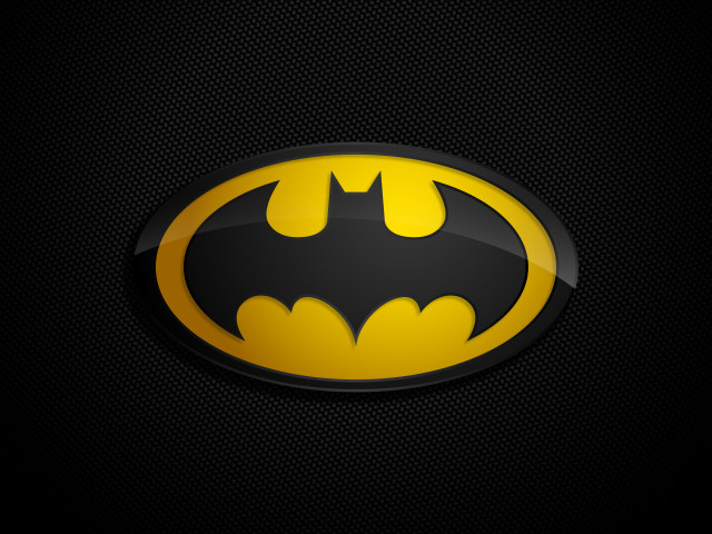 Batman Logo 壁紙画像