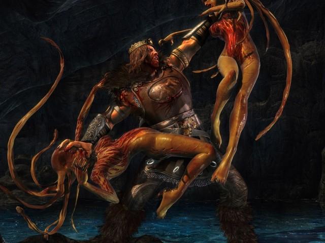 Beowulf 壁紙画像