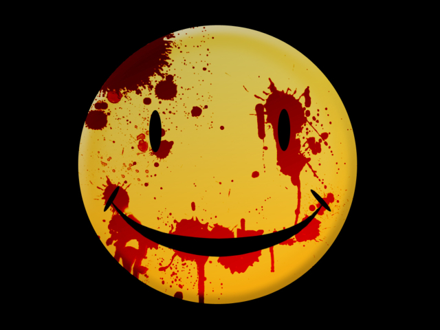 Bloody Smiley 壁紙画像