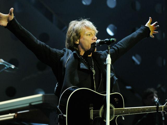 Bon Jovi Live Concert 壁紙画像