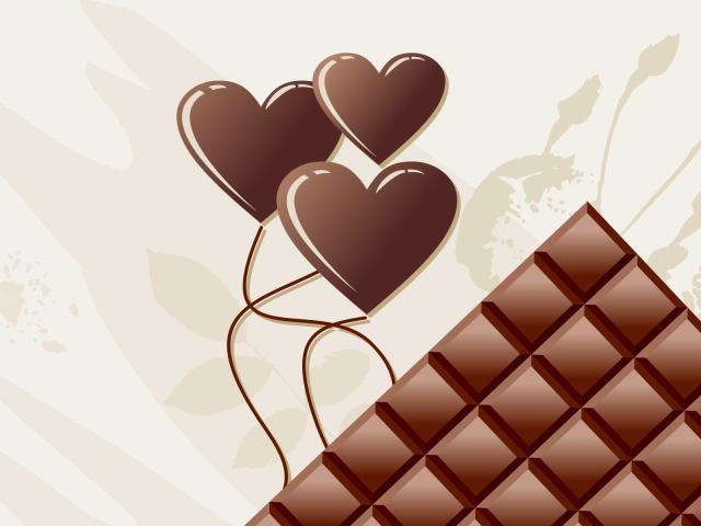 Chocolate 壁紙画像