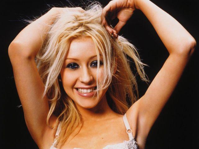 Christina Aguilera 壁紙画像