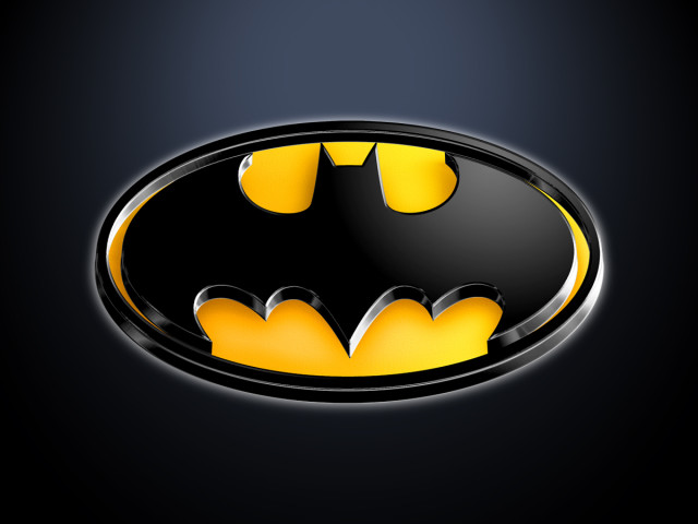 Clyde Comics Batman Logo 壁紙画像
