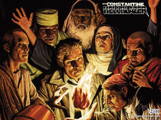 Constantine 壁紙画像