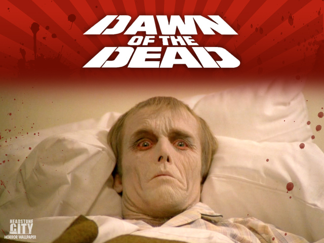Dawn Of The Dead 壁紙画像