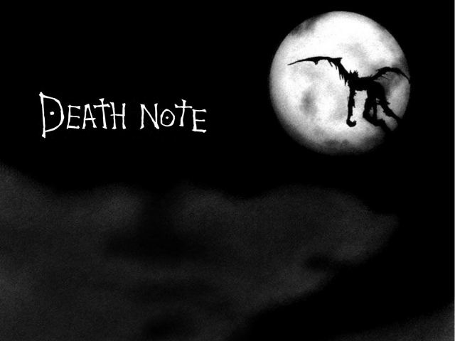Death Note 壁紙画像