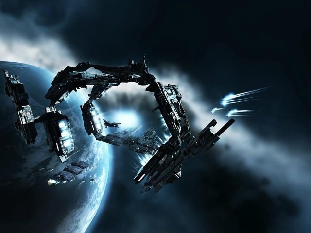 Eve Online 壁紙画像