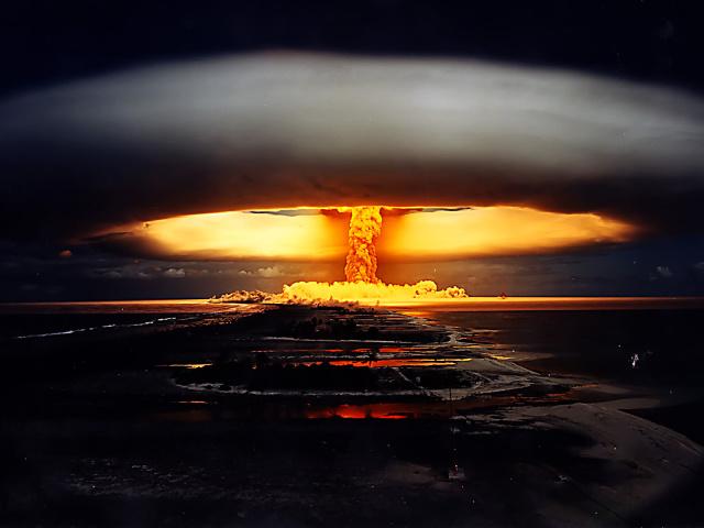 Explosion 壁紙画像