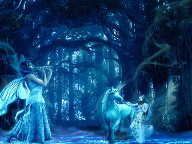 Fairyland 壁紙画像