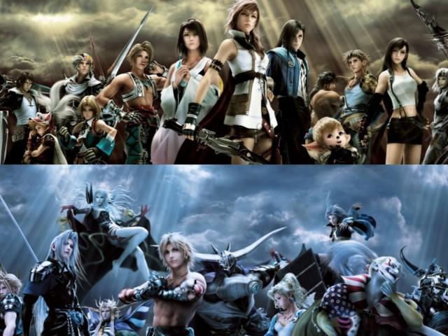 Final Fantasy 壁紙画像