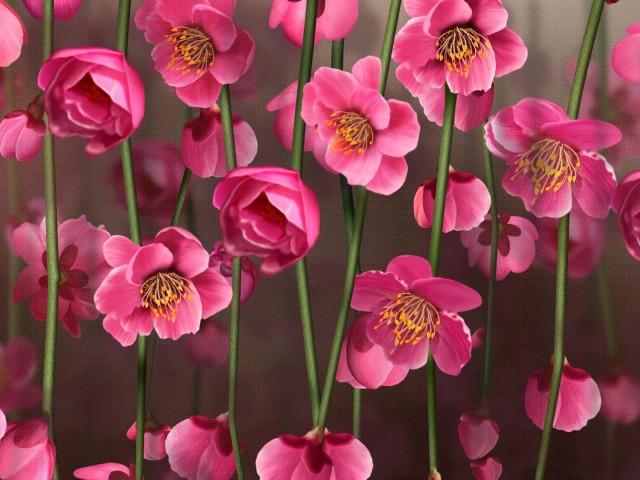 Flores Artistic 壁紙画像
