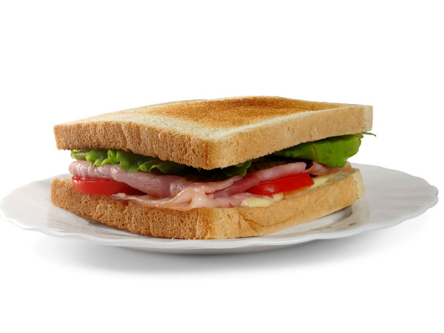 Food Sandwich 壁紙画像