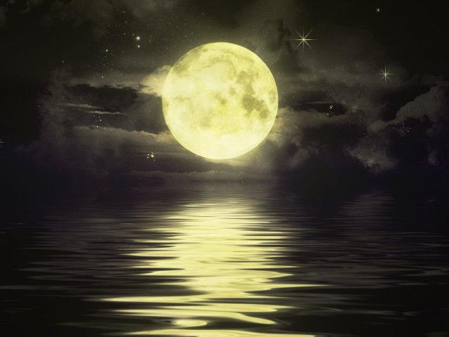Full Moon 壁紙画像
