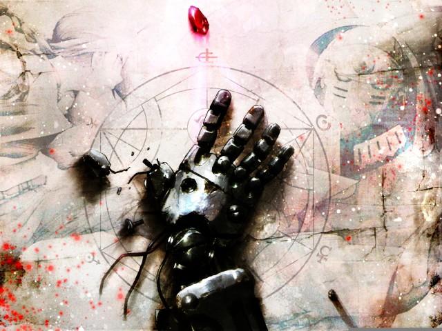 Fullmetal Alchemist 壁紙画像